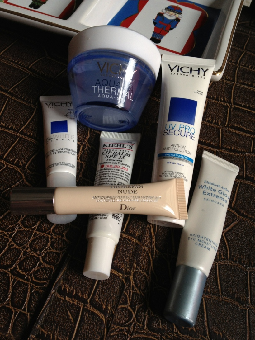 vichy skincare summer essentials