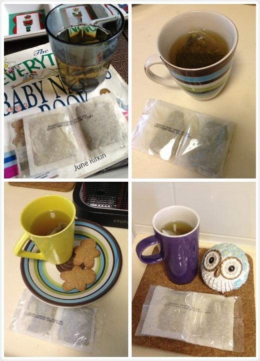 Tea samplers