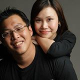Damien Koh and Dawn Wee, the founders of Joe & Dough.  Photo: Damien Koh