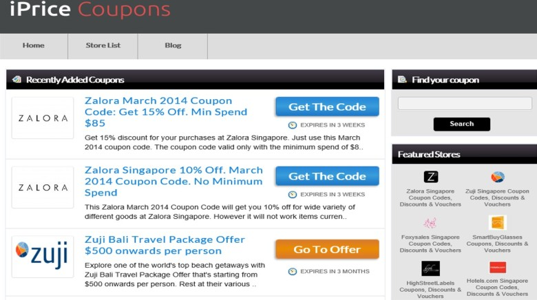 Get instant coupons, discounts and voucher codes!