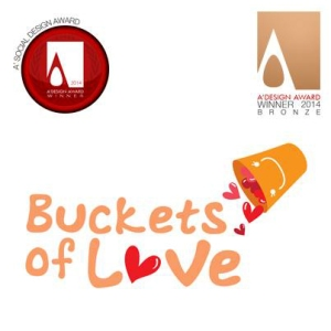 """Buckets of Love"" got them a bronze award under the Social Category."