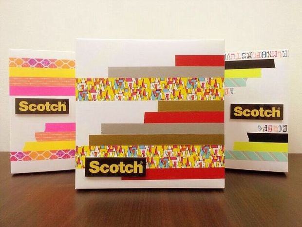Scotch Make Amazing Workshop - Starter Kit