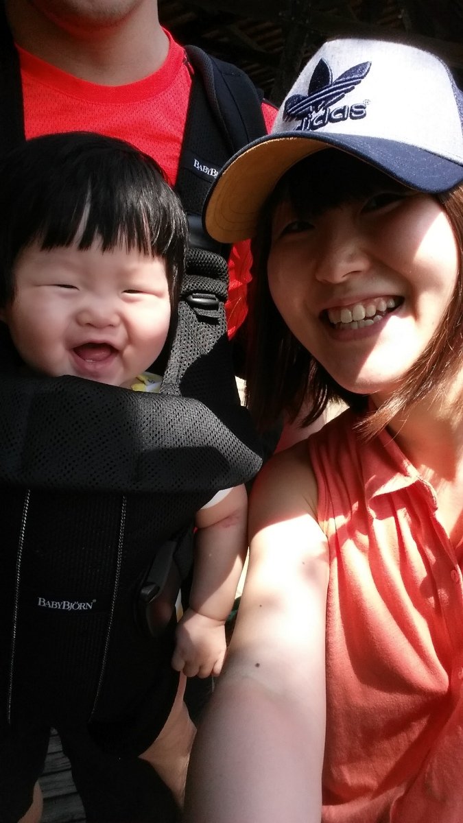 Baby V's First Trip - Taiwan Escapade (Part 1)