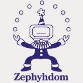 zephyhdom logo pinterest