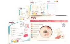 TJ New Breastfeeding Range of Products