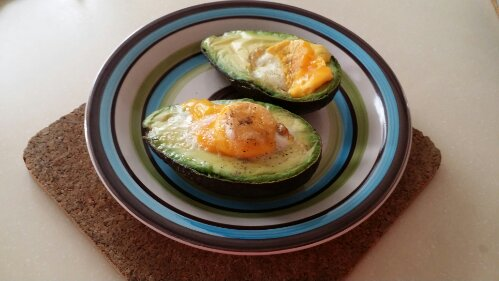 easy avocado recipe, breakfast for toddlers