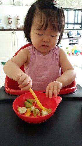 easy avocado recipe, breakfast for toddlers