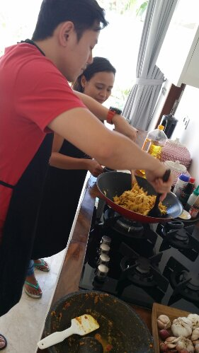 Bali babymoon holiday
