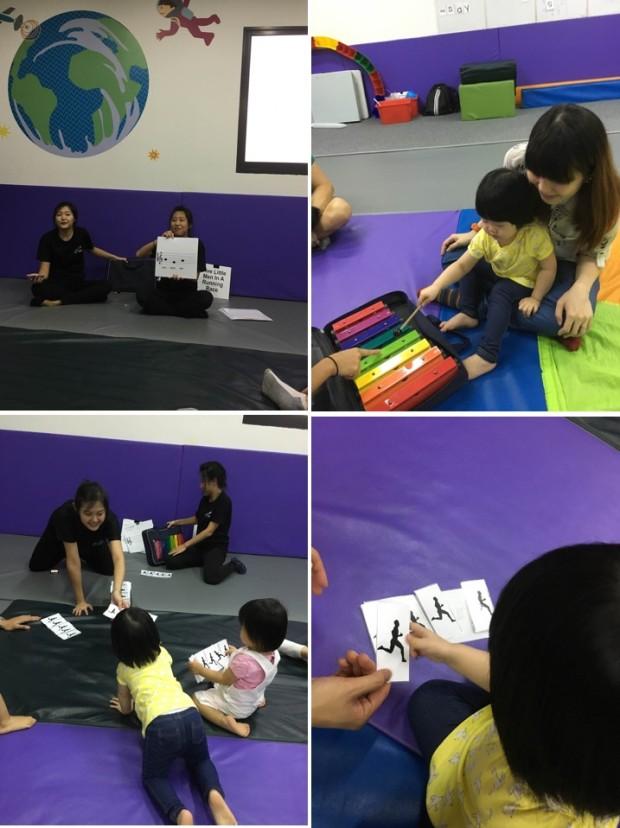 Sparkanauts children enrichment class Singapore