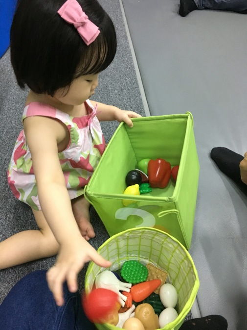 Sparkanauts class review toddler activities