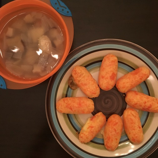 cheesy carrot potato fingers recipe for picky toddlers