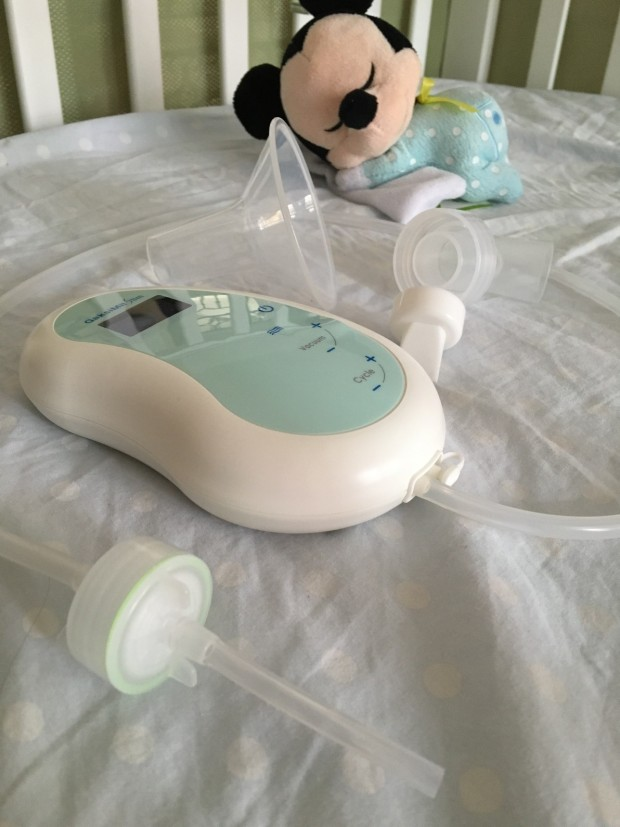 breastfeeding mums Singapore Gaksimil Slim double breastpumps review