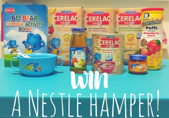 baby first food infant cereal solids weaning CERELAC review