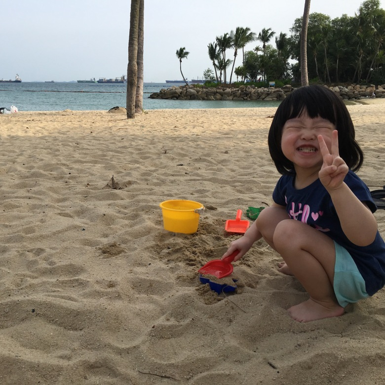 tips for exploring outdoor play with children Singapore