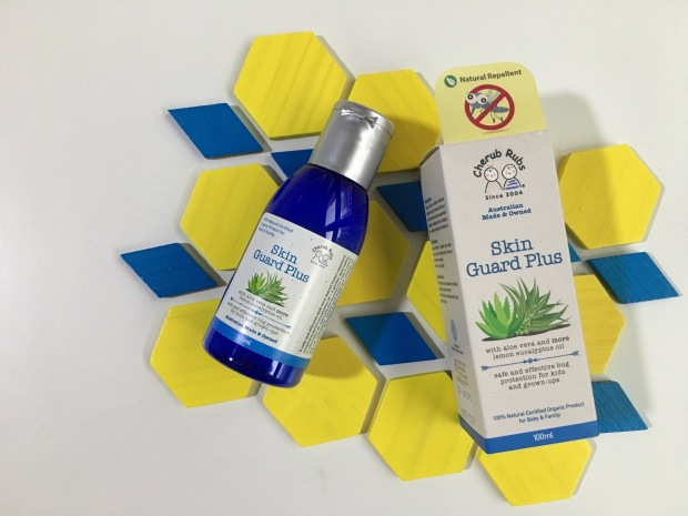 organic skincare for children Cherub Rubs review