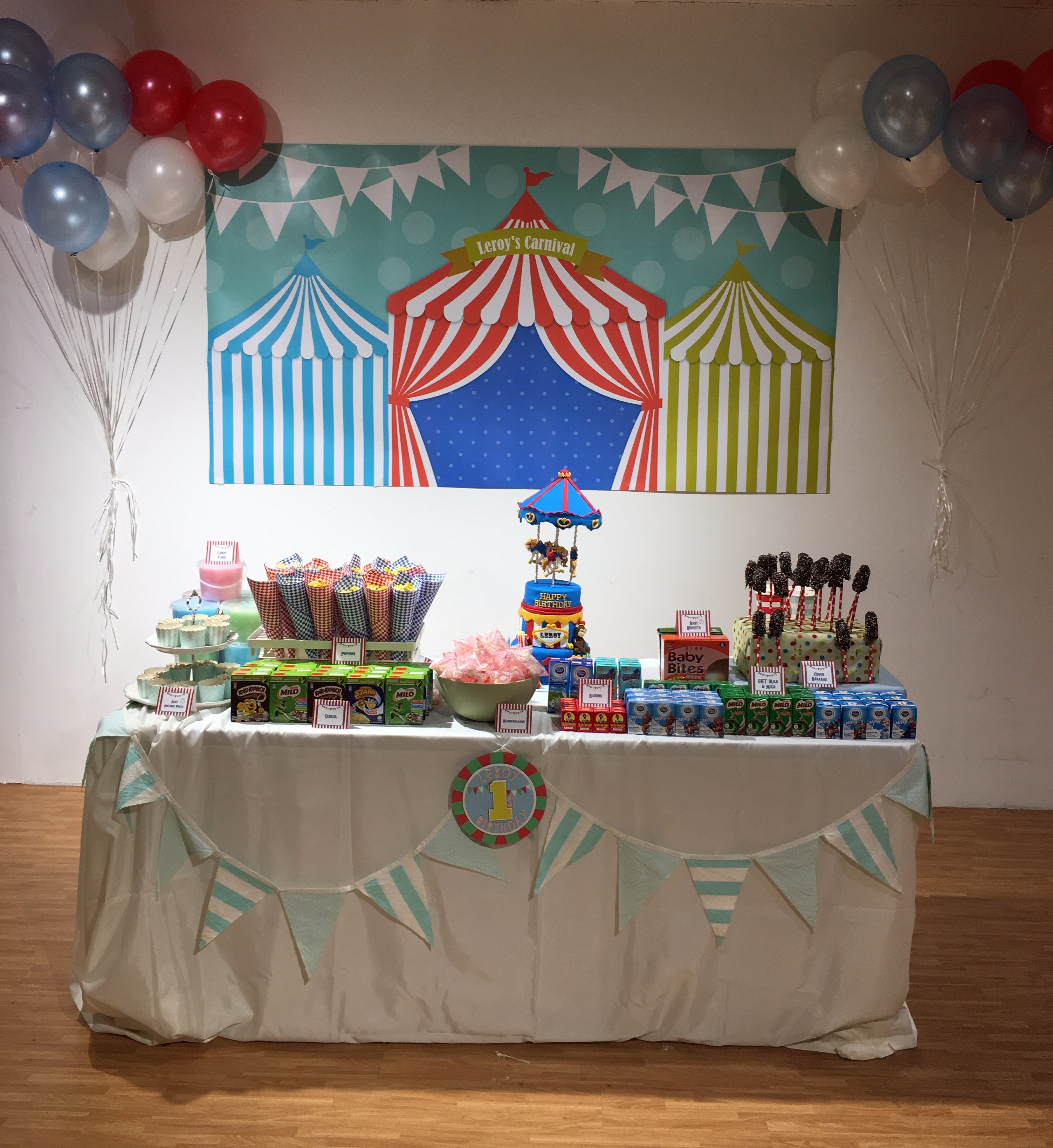 Venue For Baby Shower Singapore Part - 24: Celebrate Kids Birthday Party Venue In Singapore