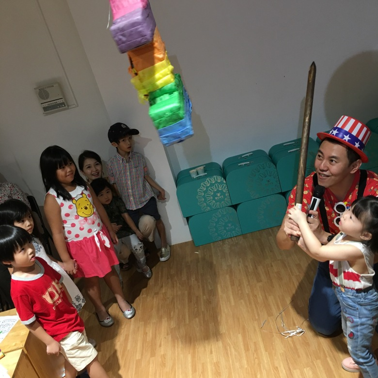 celebrate kids birthday party venue in Singapore