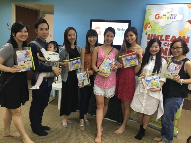 Singapore parent bloggers mums