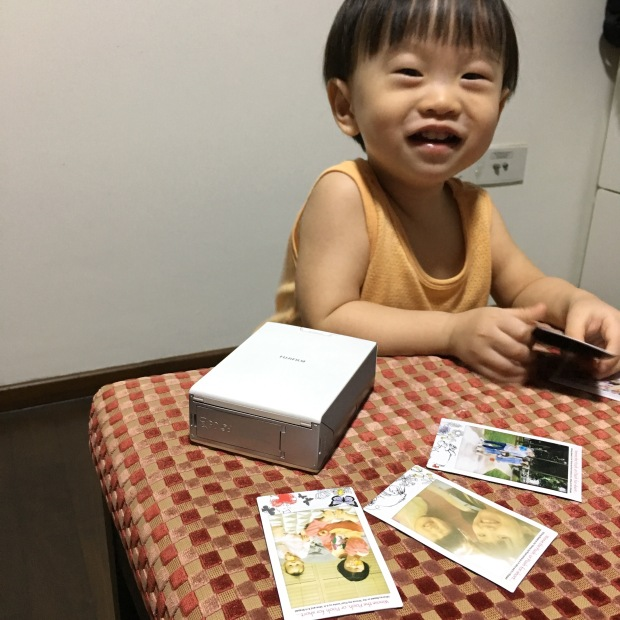 fujifilm instax printer review SP2 singapore mums