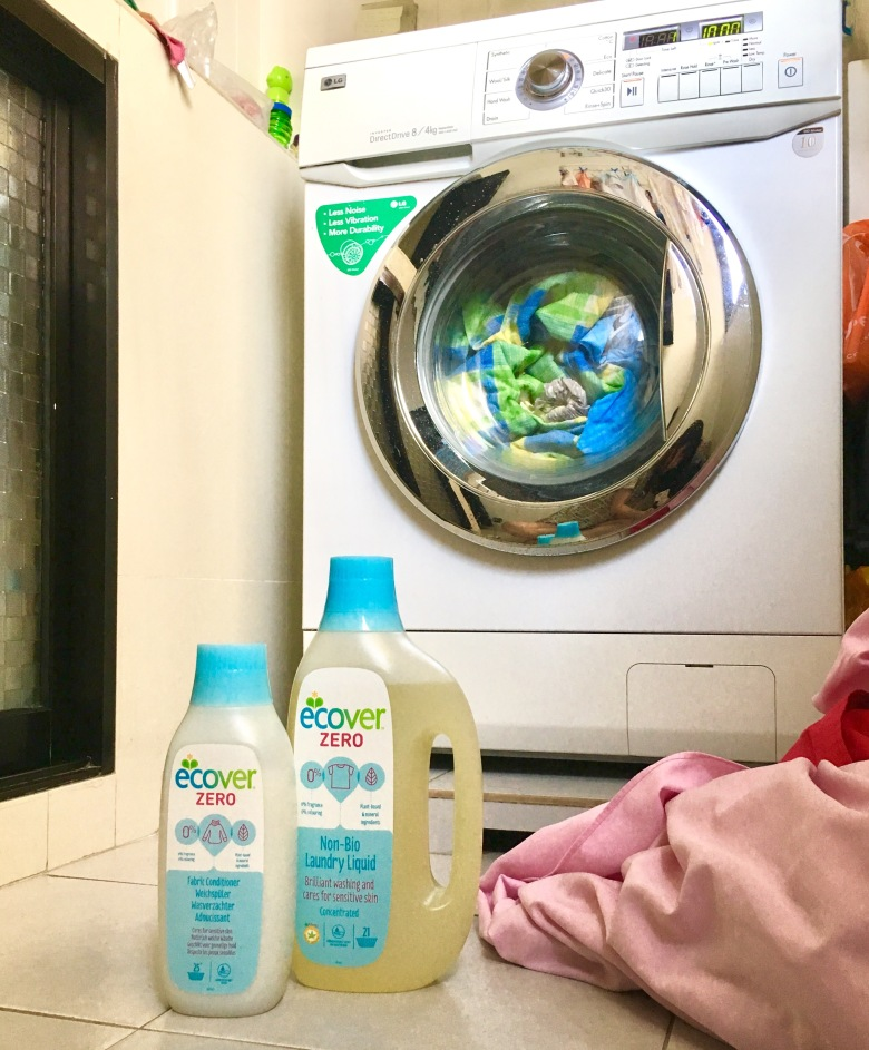 eco-friendly phosphates-free laundry products