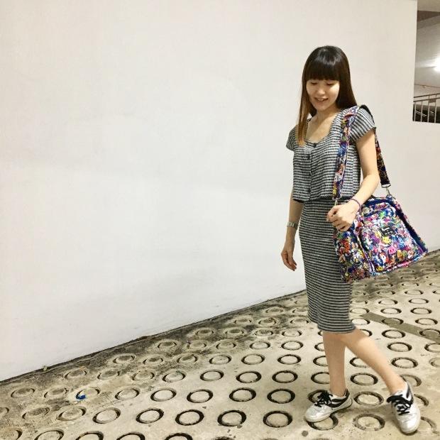 jujube tokidoki diaper bags Singapore mum
