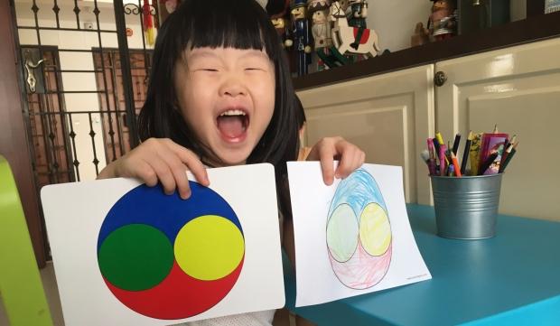 mandala activities for kids Singapore