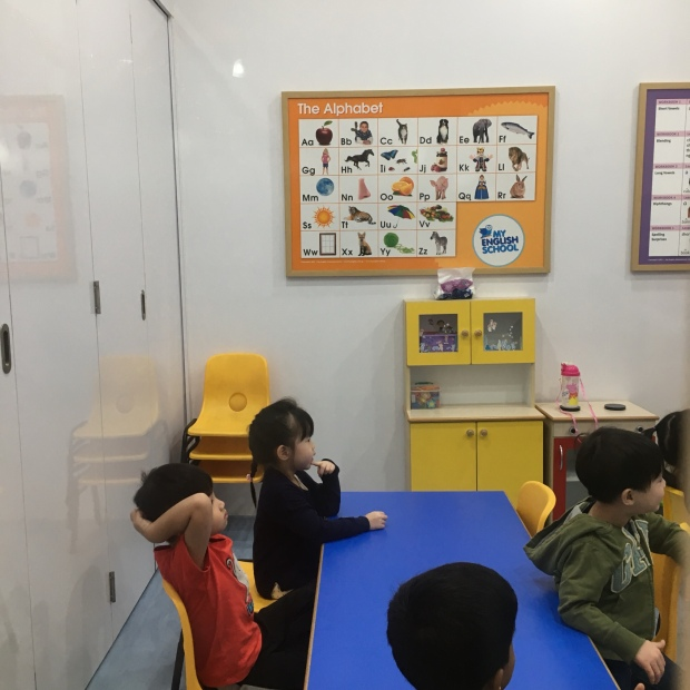 The Hooting Post review My English School Tampines